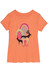 Patagonia Girls Huemul Friends T-shirt Peach Sherbet